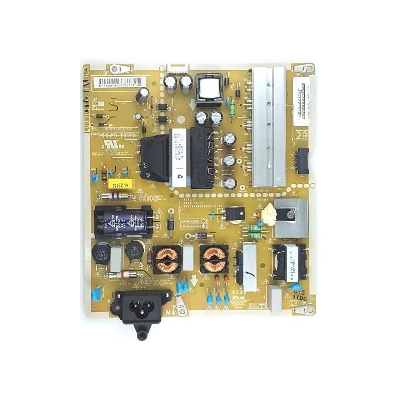 Eax66232501 1 5 Lgp43rid 15ch1 Power Supply Board For