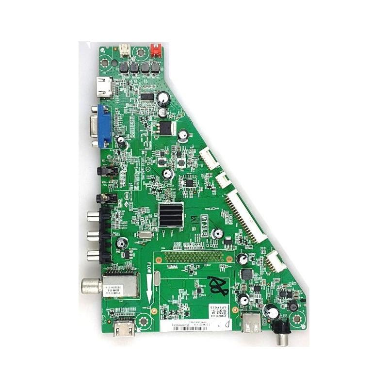 Dym8001119 T8 55c30k Na2 Main Pcb Assy For Panasonic