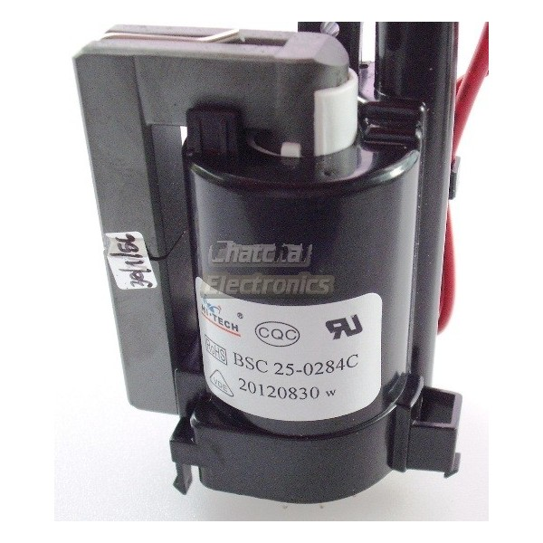 Bsc25 0284c Flyback Transformer For Tcl 21t18pe