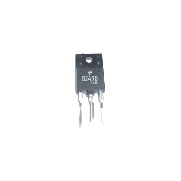 2sd2498 Hor Output And Switching Supply 1500v 12a